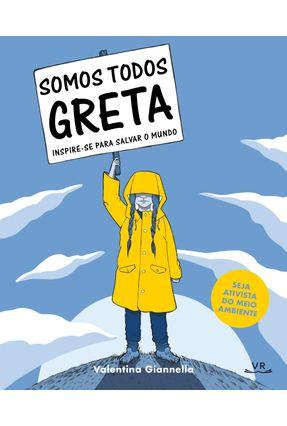 Somos Todos Greta - Giannella,Valentina | Hoshan.org