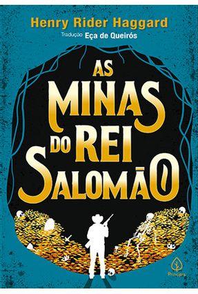 As Minas Do Rei Salomão - Haggard,Henry Rider pdf epub