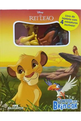 O Rei Leão - Contos Para Brincar - Disney   Tagrny.org