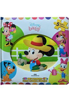 Disney Baby - Meu Primeiro Livro Quebra-Cabeças - Disney pdf epub