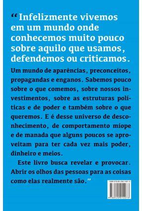 O Que Os Donos Do Poder Não Querem Que Você Saiba - Moreira,Eduardo   Tagrny.org