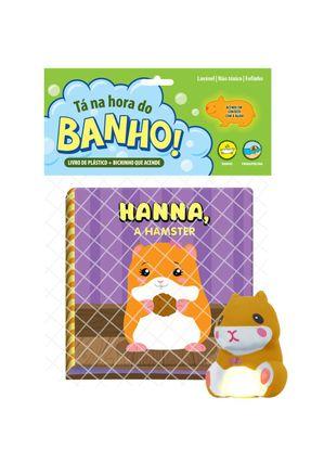 Hanna, A Hamster - Tá Na Hora Do Banho -  pdf epub