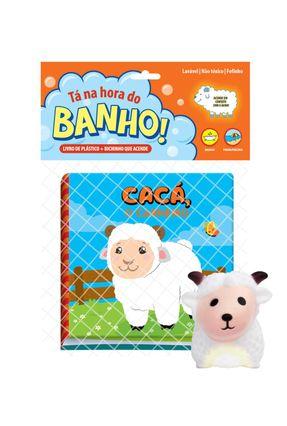 Cacá, O Caneiro - Tá Na Hora Do Banho -  pdf epub
