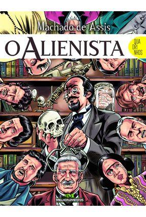 O Alienista - Em Quadrinhos