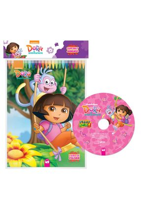 Dora, Aventureira - Superkit Animado