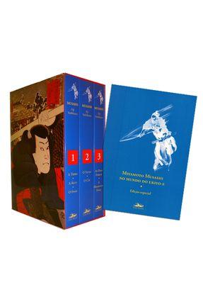 Musashi - 3 Volumes  Ed.comemorativa - Yoshikawa,Eiji | Tagrny.org