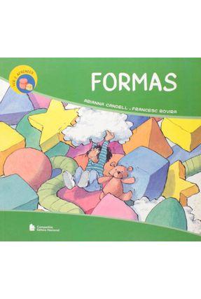 Formas - Col. Ver e Aprender - Rovira,Francesc Candell,Adrianna   Nisrs.org