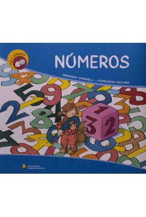Números - Col. Ver e Aprender - Rovira,Francesc Candell,Adrianna | Nisrs.org