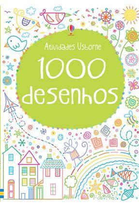 1000 Desenhos - 2ª Ed. 2013 - Kiirsteen Robson e Phil Clarke   Nisrs.org
