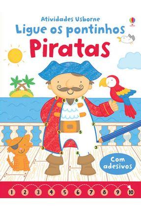 Piratas - Ligue Os Pontinhos - Edições Usborne - Santos,Matilde Dos   Hoshan.org