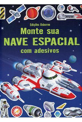 Monte Sua Nave Espacial Com Adesivos - Simon Tudhope pdf epub