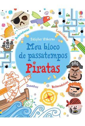 Piratas - Meu Bloco de Passatempos - Phil Clarke   Nisrs.org