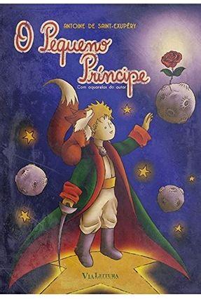 O Pequeno Príncipe - Com Aquarelas do Autor - Saint-Exupéry,Antoine De Saint-Exupéry,Antoine De | Hoshan.org