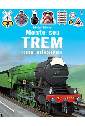 Monte Seu Trem Com Adesivos - Simon Tudhope pdf epub