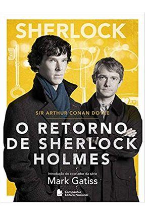 O Retorno de Sherlock Holmes - Doyle,Arthur Conan pdf epub