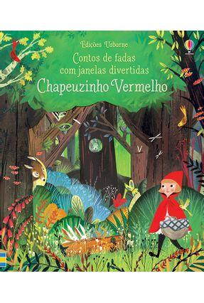 Chapeuzinho Vermelho - Contos De Fadas Com Janelas - Milbourne,Anna Milbourne,Anna pdf epub