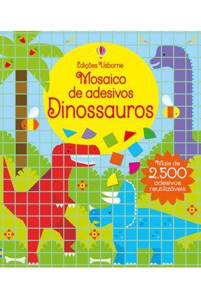 Dinossauros - Mosaico De Adesivos - Kirsteen Robson pdf epub