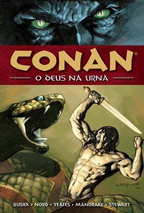 Conan - o Deus na Urna - Vol. 2 - Busiek,Kurt Howard,Robert E. pdf epub