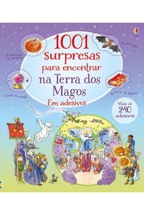 1001 Surpresas Para Encontrar Na Terra Dos Magos Em Adesivos - Rebecca Gilpin | Tagrny.org