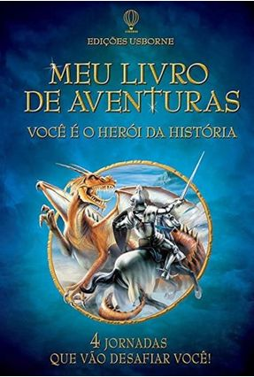 Você É O Herói Da História - Meu Livro De Aventuras - Andy Dixon | Nisrs.org