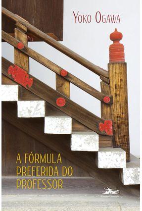 A Fórmula Preferida do Professor - Yoko Ogawa pdf epub