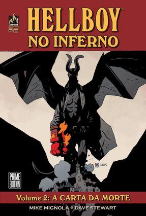 Hellboy No Inferno Vol. 2 - A Carta da Morte - Mignola,Mike   Tagrny.org