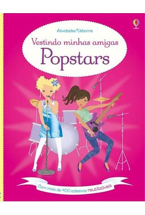 Popstars - Vestindo Minhas Amigas - Nobel   Nisrs.org