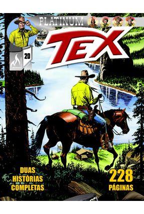 Tex Platinum - Vol. 20 - Nizzi,Claudio De La Fuente,Victor | Tagrny.org