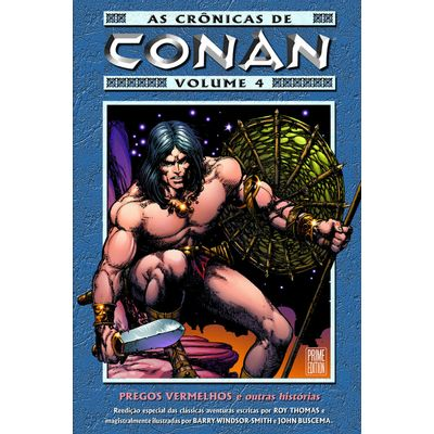 As Crônicas De Conan - Vol. 4