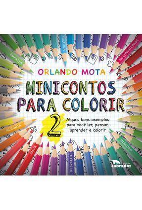 Mini Contos Para Colorir 2 - Mota,Orlando   Hoshan.org