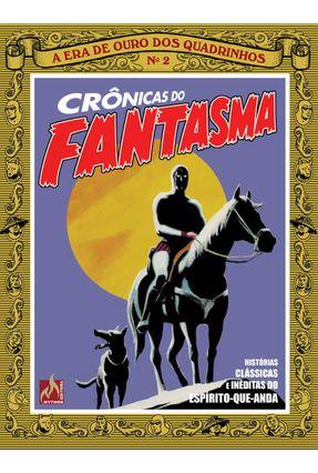 Crônicas do Fantasma - Vol. 2 - Falk,Lee | Tagrny.org