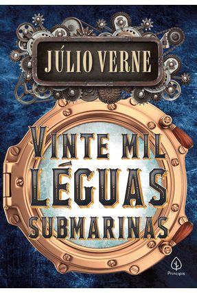 Vinte Mil Léguas Submarinas - Verne,Jules | Tagrny.org