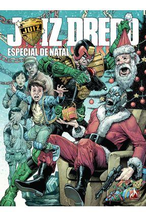 Juiz Dredd Especial De Natal - Wagner,John Grant,Alan | Tagrny.org