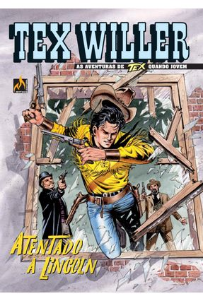 Tex Willer 12 - Atentado A Lincoln