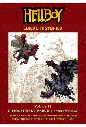 Hellboy Edição Histórica Vol. 11