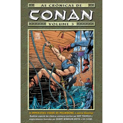 As Crônicas De Conan - Volume 03