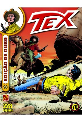 Tex Edição Ouro - Vol. 98 - Nizzi,Claudio Nizzi,Claudio   Tagrny.org