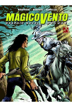 Mágico Vento Deluxe 3 - Manfredi,Gianfranco   Tagrny.org