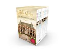 Box-Os-Bridgertons--9-titulos-da-serie---livro-extra-de-cronicas---caderno-de-anotacoes
