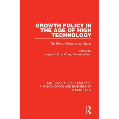 Growth Policy In The Age Of High Technology
