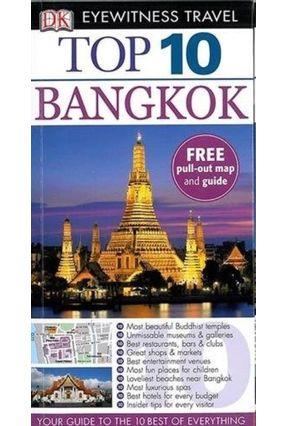 Eyewitness Top 10 Travel Guide - Bangkok - Emmons,Ron   Hoshan.org