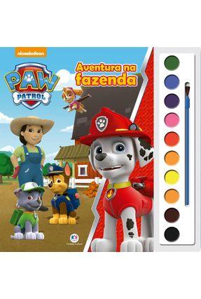 Patrulha Canina - Aventura na Fazenda - Editora Ciranda Cultural   Nisrs.org