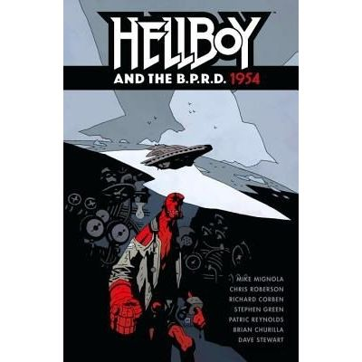Hellboy And The B.P.R.D. - 1954