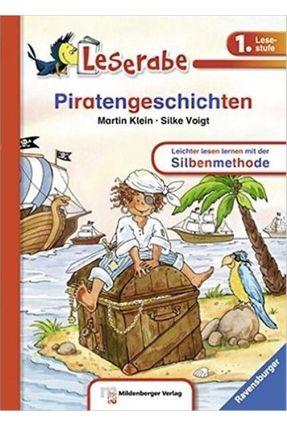 Piratengeschichten - Leserabe - 1. Lesestufe - Klein,Martin   Tagrny.org