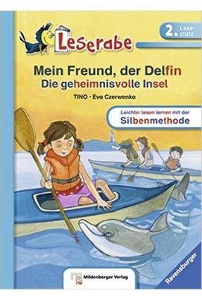 Mein Freund, Der Delfin. Die Geheimnisvolle Insel - Leserabe - 2. Lesestufe Zurück - Tino Tino   Nisrs.org