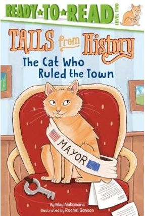 The Cat Who Ruled The Town - Nakamura,May   Hoshan.org
