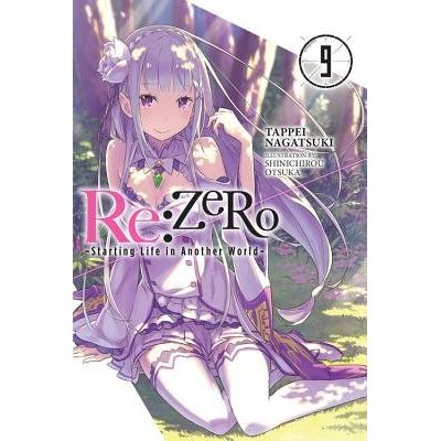 RE: Zero -Starting Life In Another World-, Vol. 9 (Light Novel)
