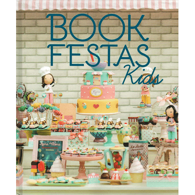 Book Festas Kids - Vol. V