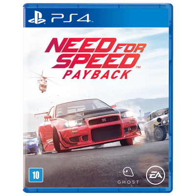 Need For Speed - Payback - PS4