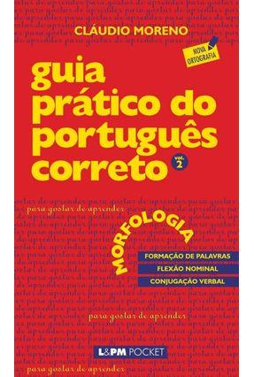 Guia Prático do Português Correto Vol. 2 - Moreno,Cláudio pdf epub